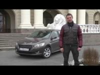 Тест-драйв Peugeot 301 от Игоря Бурцева