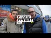 Тест драйв Porsche Cayenne S (подержанный) от Стиллавина
