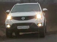 Тест-драйв SsangYong Actyon 2014