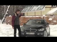 Видео тест драйв BMW 3-й серии от Игоря Бурцева