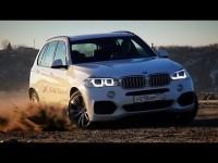 Видео тест драйв BMW X5 от Александра Михельсона