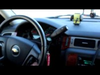 Видео тест драйв внедорожника Chevrolet Tahoe