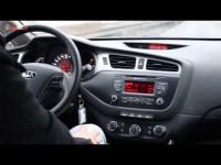 Видео тест-драйв Kia Ceed 1.4 от AutoGid
