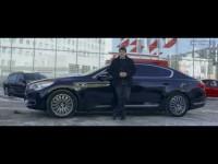 Видео тест-драйв Kia Quoris от Авто.майл.ру