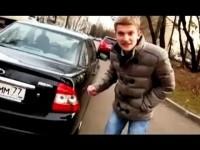 Видео тест-драйв Lada Priora Lux 2014 от Авто Плюс