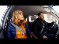 Видео тест драйв Lifan X60 в программе Москва рулит