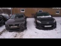 Видео тест-драйв Mazda 3 2014 года от Anton Avtoman