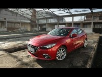 Видео тест-драйв Mazda 3 2014 от АвтоВести