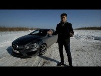 Видео тест-драйв Mercedes-Benz CLA 250 4Matic от Anton Avtoman
