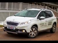 Видео тест-драйв Peugeot 2008 1.6 AT от Колеса.ру