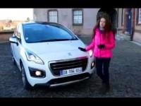 Видео тест-драйв Peugeot 3008 2014 года от Авто Плюс