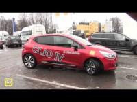 Видео тест-драйв нового Renault Clio 2014