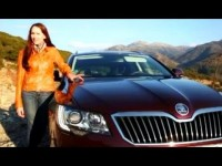 Видео тест драйв универсала Skoda Superb Combi 2014 от АвтоПлюс