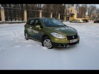 Видео тест-драйв Suzuki SX4 2014 с Шаталиным Александром
