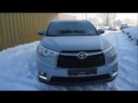 Видео тест драйв Toyota Highlander 2014 года от Anton Avtoman