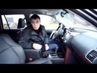 Видео тест-драйв внедорожника Toyota Land Cruiser Prado