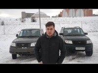 Видео тест-драйв Уаз Патриот 2014 года от Anton Avtoman