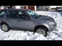 Видео тест драйв Land Rover Freelander 2 TD4