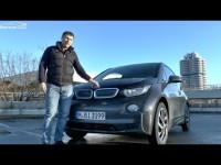 Видео тест драйв электрокара BMW i3