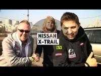 Видео тест-драйв Nissan X-trail с пробегом от Стиллавина
