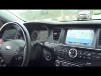 Видео тест-драйв Kia Quoris 2013 с Шаталиным Александром