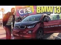 Видео тест-драйв нового автомобиля BMW i3