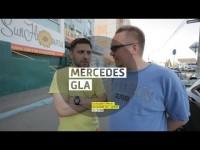 Большой тест-драйв Mercedes GLA класс 2014 от Стиллавина