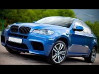 Тест-драйв BMW X6 M пакет 2014 года