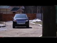 Тест-драйв Ford Edge Антон Кошелев и Игорь Бурцев