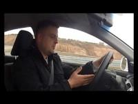 Тест драйв Honda Accord от Дениса Алиеновича