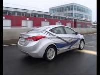 Тест драйв Hyundai Elantra от Дениса Алиеновича