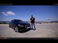 Тест драйв Hyundai Genesis 2014 от Игоря Бурцева