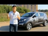 Тест-драйв Kia Sportage 2014 от Anton Avtoman
