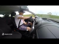 Тест-драйв LADA Granta Liftback (хэтчбек) 2014