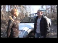 Тест драйв Mitsubishi L200 2014 от Комсомольской правды