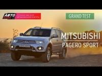 Тест-драйв Mitsubishi Pajero Sport 2014 от Авто Плюс