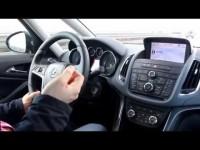 Тест-драйв Opel Zafira Tourer от AUTOTAT.ru