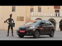 Тест-драйв Peugeot 2008 1.2 от АвтоПортал