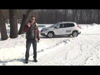 Тест драйв Peugeot 2008 от Игоря Бурцева