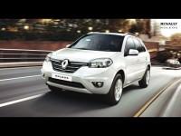 Тест-драйв Renault Koleos (Рено Колеос) 2014