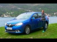 Тест драйв Renault Logan 2014 от Авто Плюс