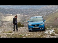 Тест драйв Renault Logan New 2014 от Игоря Бурцева