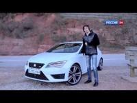 Тест-драйв SEAT Leon Cupra от АвтоВести