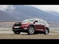 Тест-драйв Toyota Highlander 2014 от АвтоПлюс