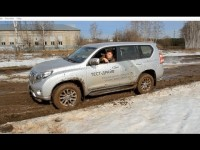 Тест-драйв Toyota Land Cruiser Prado от Anton Avtoman