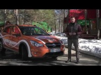 Тест-драйв автомобиля Subaru XV от Игоря Бурцева