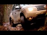 Тест-драйв нового Renault Duster в программе Москва рулит
