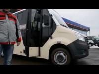 Видео обзор ГАЗель Next автобус
