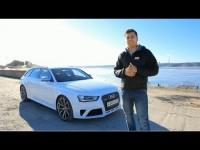 Видео тест-драйв Audi RS5 от Anton Avtoman