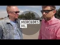 Большой видео тест-драйв Mercedes ML от Стиллавина